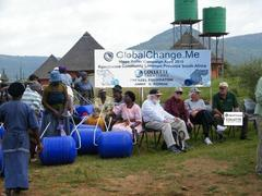 www.Globalchange.me Global Change Inc. - Hippo Roller South Africa Community Grant Program